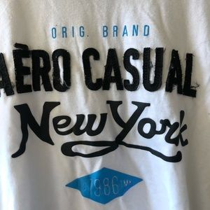 aero casual shirt